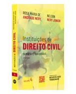Instituições de Direito Civil Volume 4 - 2ª Edição - Família e Sucessões - Nery Advogados